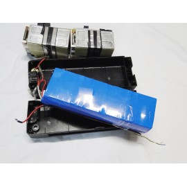 Reconditionnement au Lithium batterie plomb 36V / 10Ah